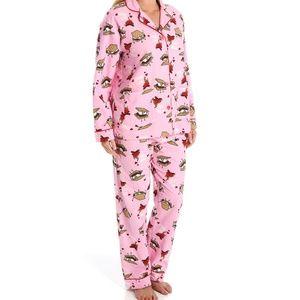 PJ Salvage Smore Love Pajama Set